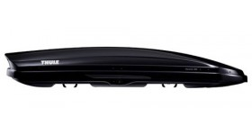 [THULE Dynamic M (800) Black]